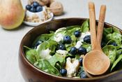 Espinacas y aceitunas, ingredientes permitidos en la dieta Montignac