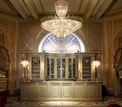 El bar del hotel Palace de Barcelona