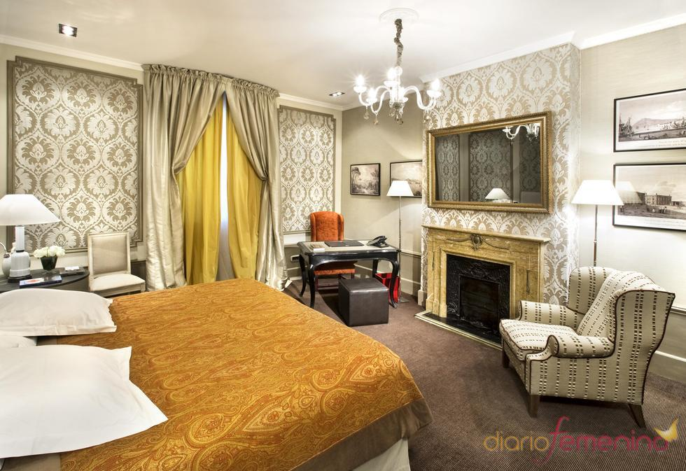 Suite del hotel Palace de Barcelona