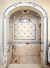 Baño romano del hotel Palace de Barcelona