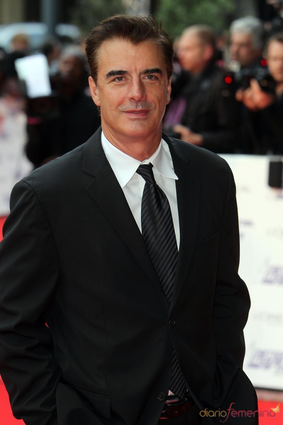 Chris Noth en los National Movies Awards 2010