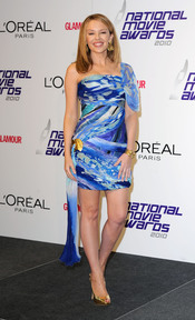 Kylie Minogue en los National Movies Awards 2010