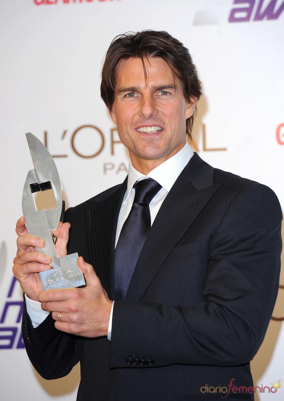 Tom Cruise, premiado en los National Movies Awards