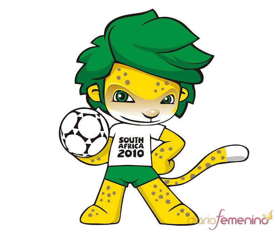 Zakumi es la mascota del Mundial 2010