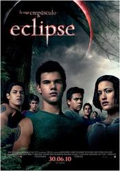 Cartel de 'Eclipse' con Taylor Lautner