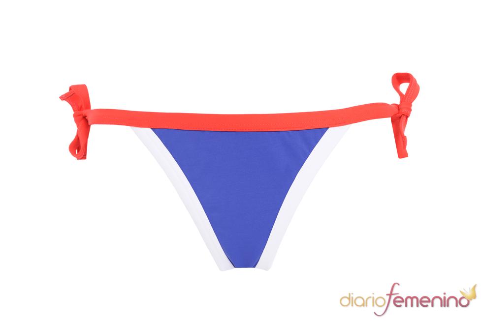 Bikini para apoyar a Francia en el Mundial