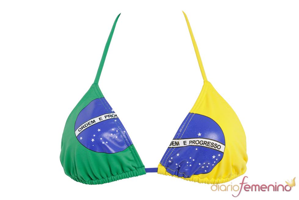 Bikini de la selección brasileña de Etam