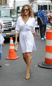 Sarah Jessica Parker, un icono de la moda
