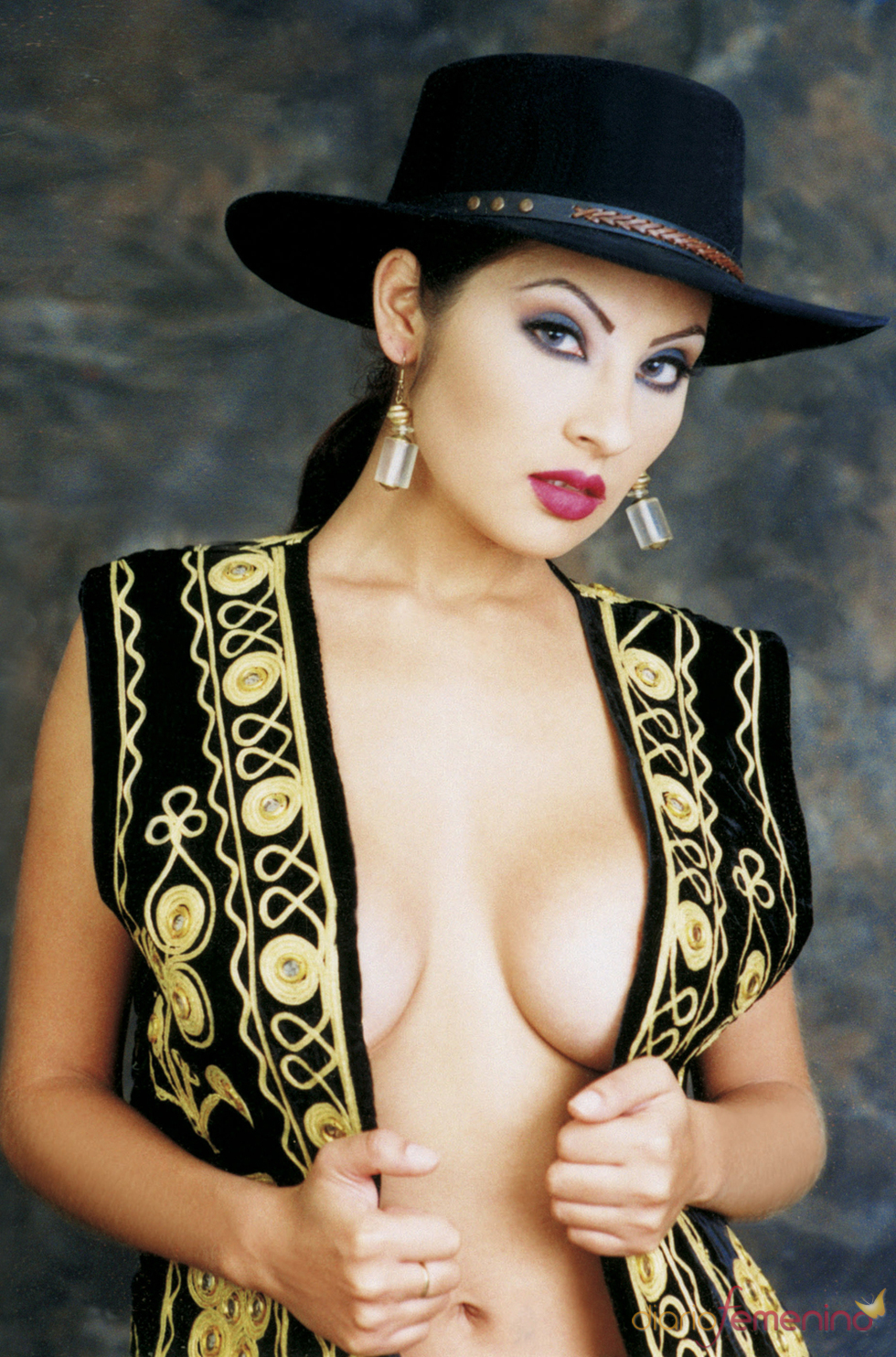 La belleza de la narco modelo Angie Sanclemente Valencia