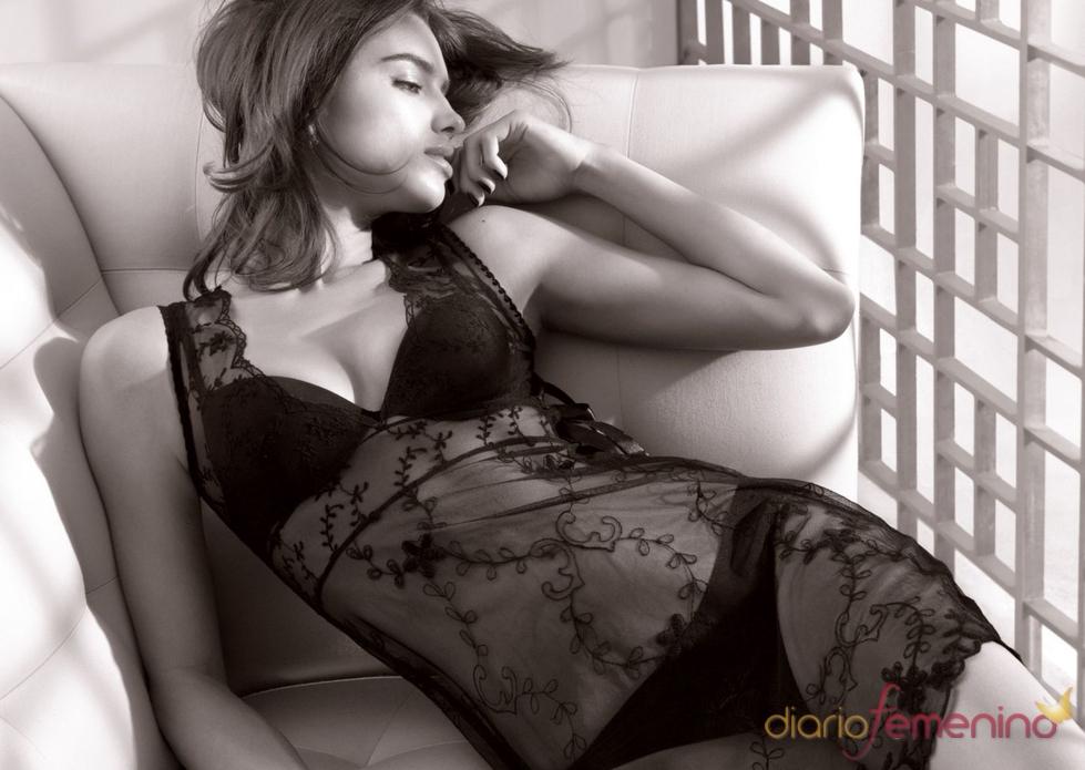 La modelo rusa Irina Shayk, la novia de Cristiano Ronaldo