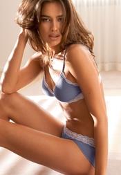 La modelo rusa Irina Shayk, la nueva conquista de Cristiano Ronaldo