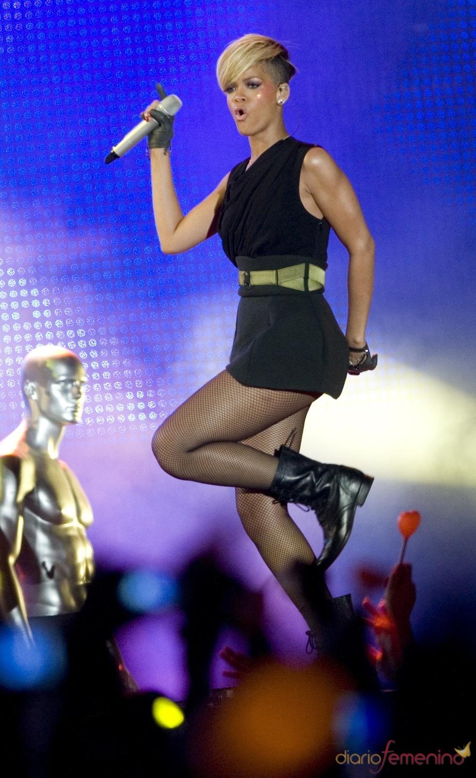 Rihanna actuará en el Roci in rio Madrid 2010