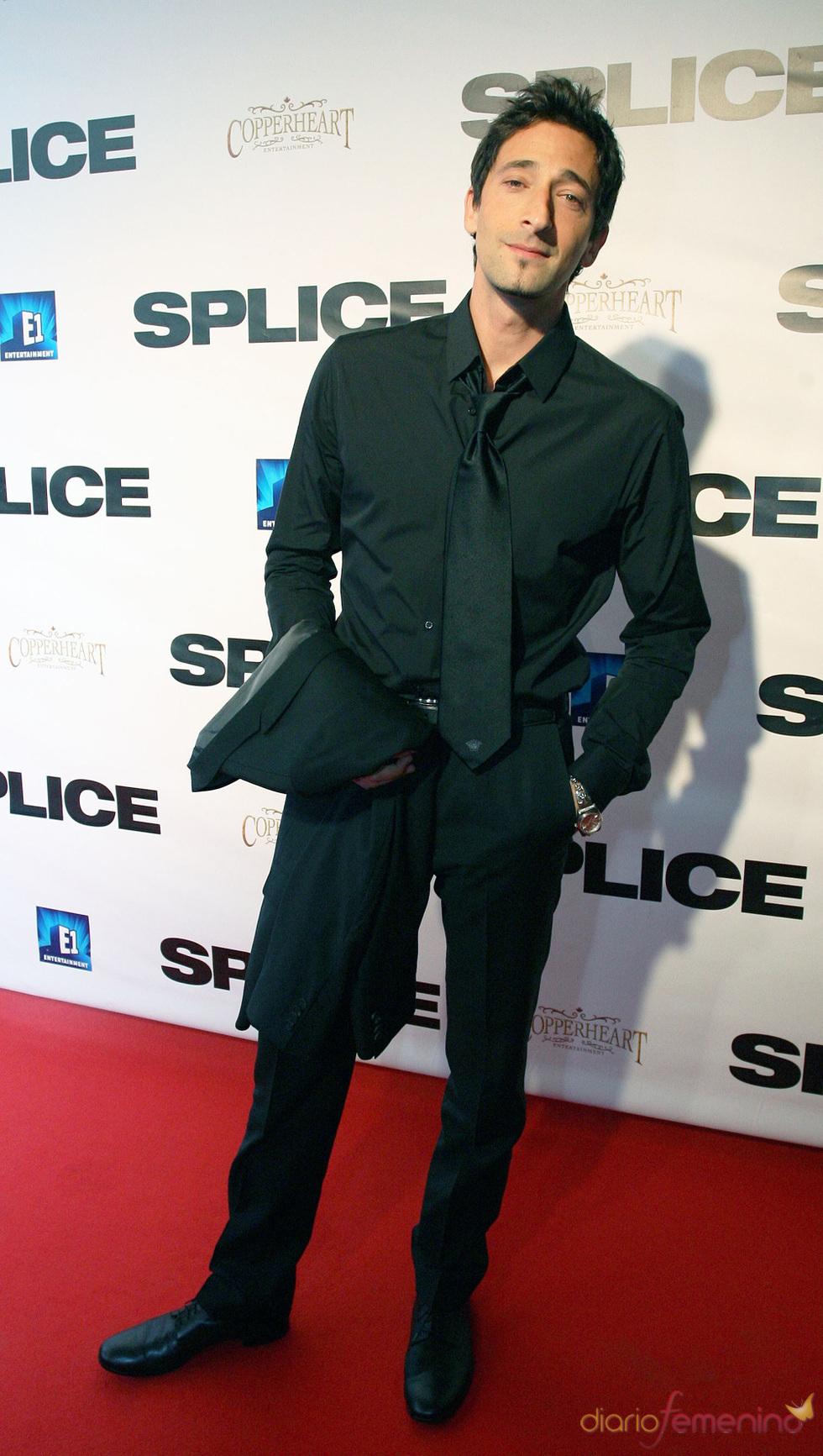 Adrien Brody, 'El Pianista' conquistador de rubias