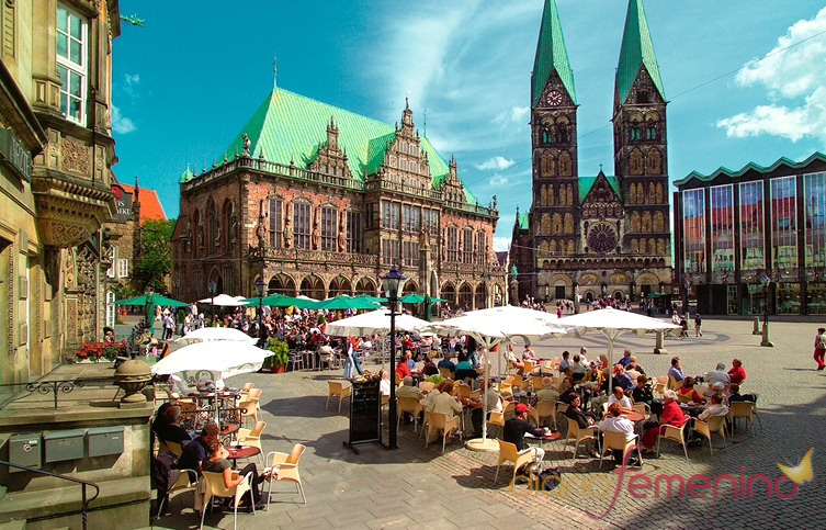 Plaza del Ayuntamiento de Bremen