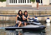 Rafa Nadal y su novia Xisca en Mallorca