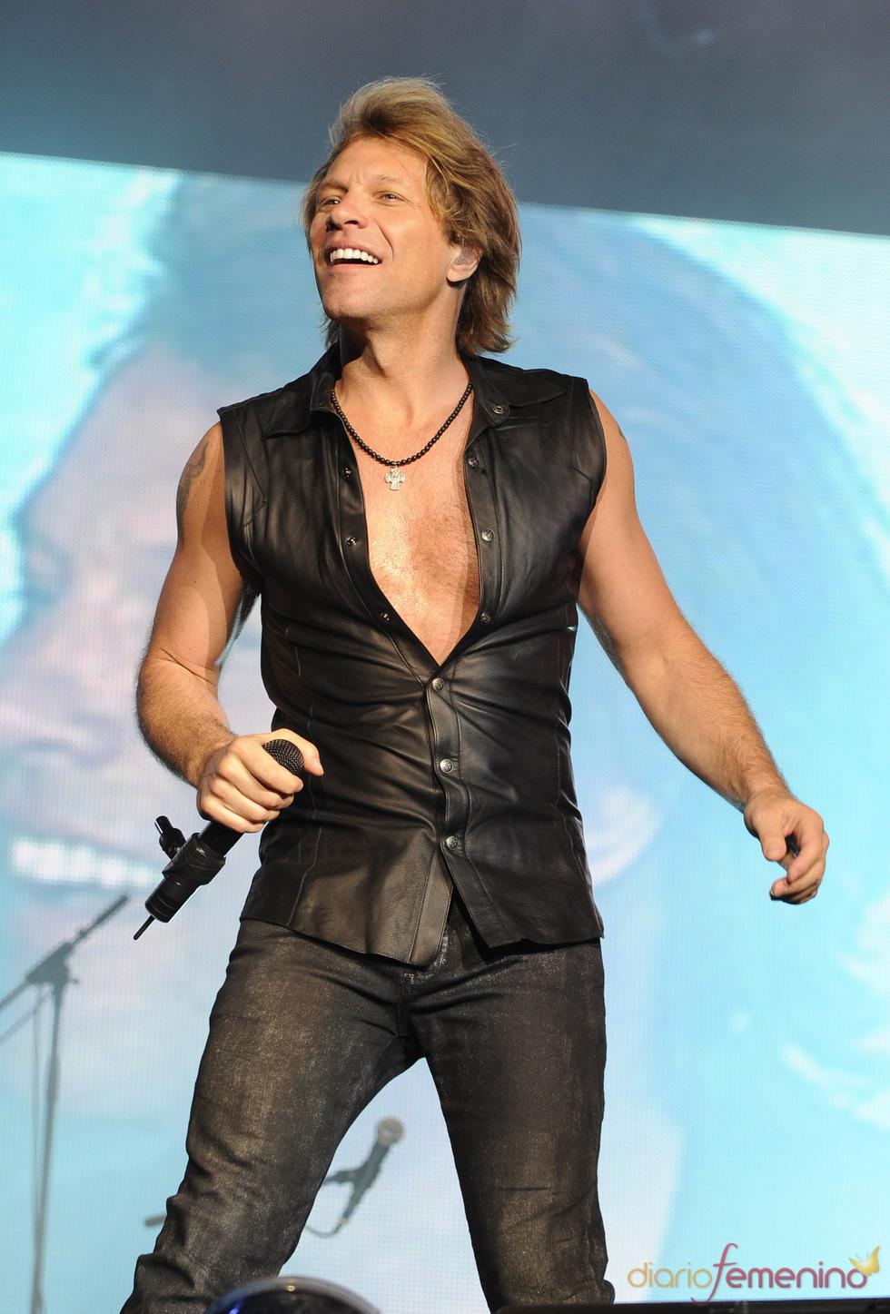 Bon Jovi en Rock in Rio 2010