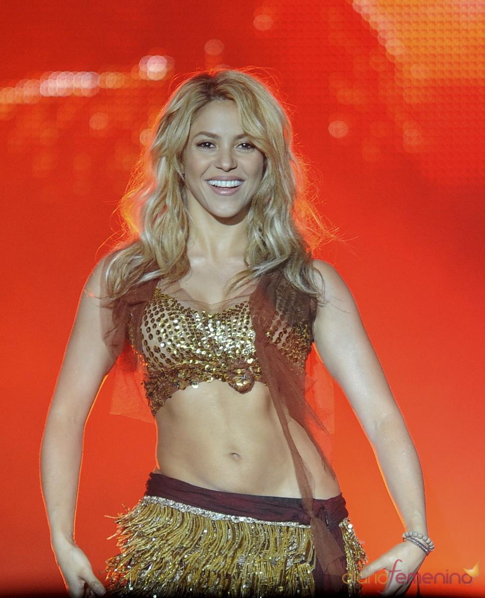 Shakira en Rock in Rio 2010