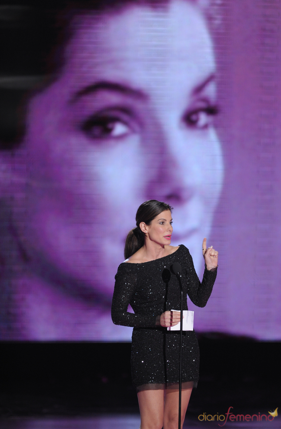 Homenaje a Sandra Bullock en los MTV Movie Awards