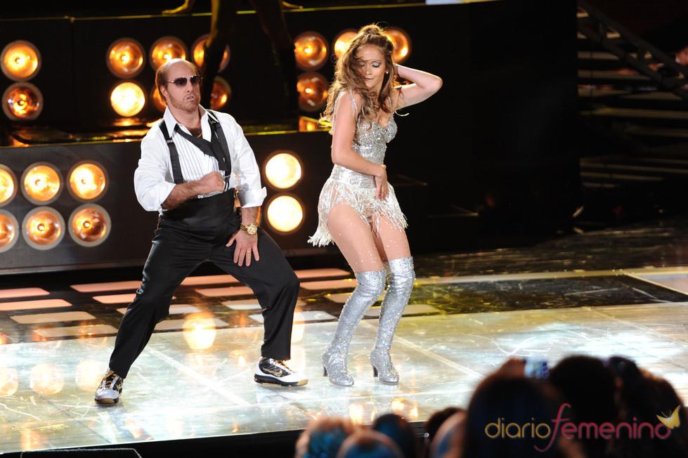 Parodia de Tom Cruise y Jennifer López en los MTV Movie Awards
