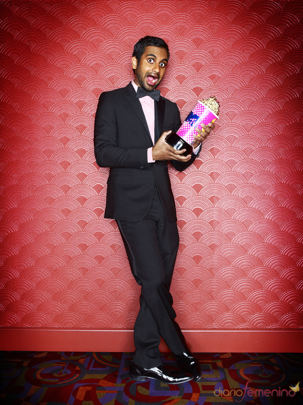 Aziz Ansari conduce los MTV Movie Awards 2010