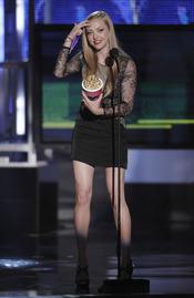 Amanda Seyfried premiada en los MTV Movie Awards 2010