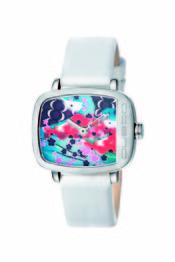 Reloj de sofisticado diseño de Custo on Time!