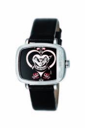 Reloj en tono negro de Custo on Time!