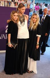Las gemelas Olsen en los Premios CFDA de la Moda