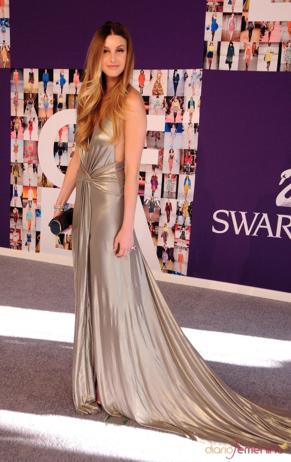 Whitney Port en los Premios CFDA de la Moda