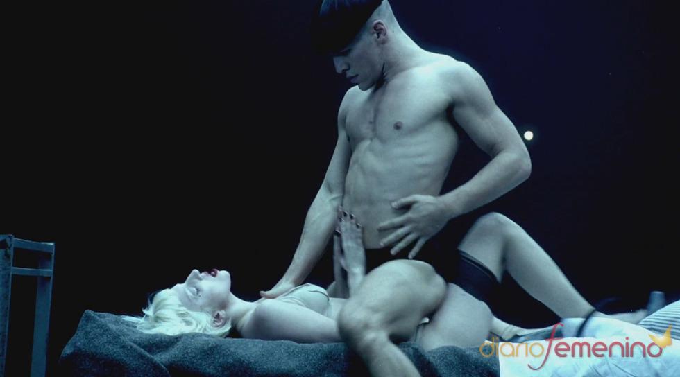 Sexo simulado de Lady Gaga en