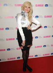 Pixie Lott en los Premios Glamour 2010