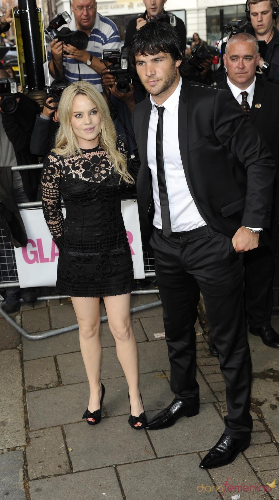 Duffy en los Premios Glamour 2010