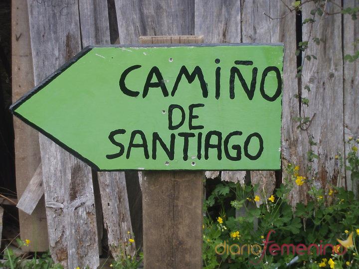 El 'camiño' de Santiago en Galicia