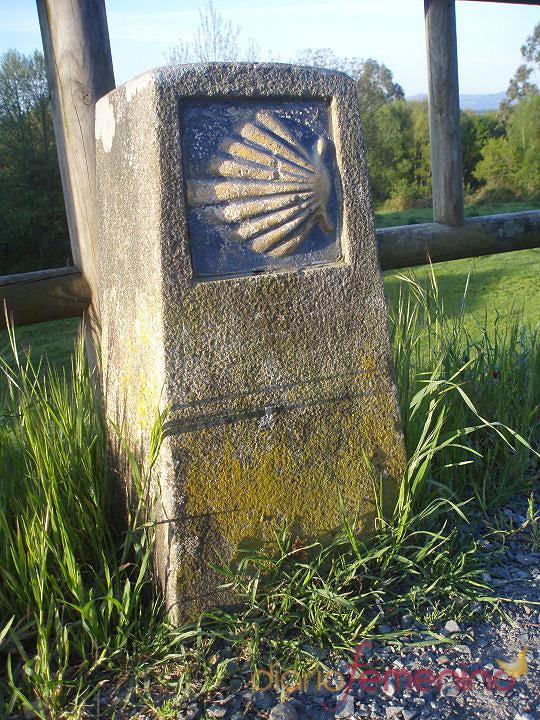 La señalización en el Camino de Santiago