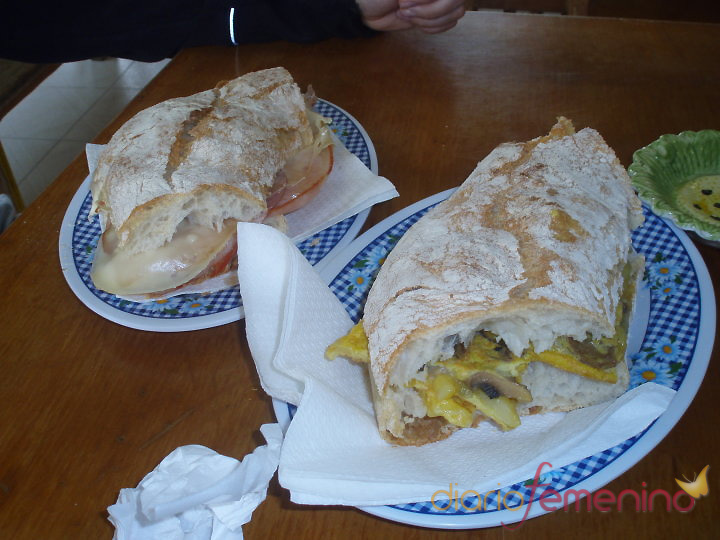 ¿Qué se come durante el Camino de Santiago?
