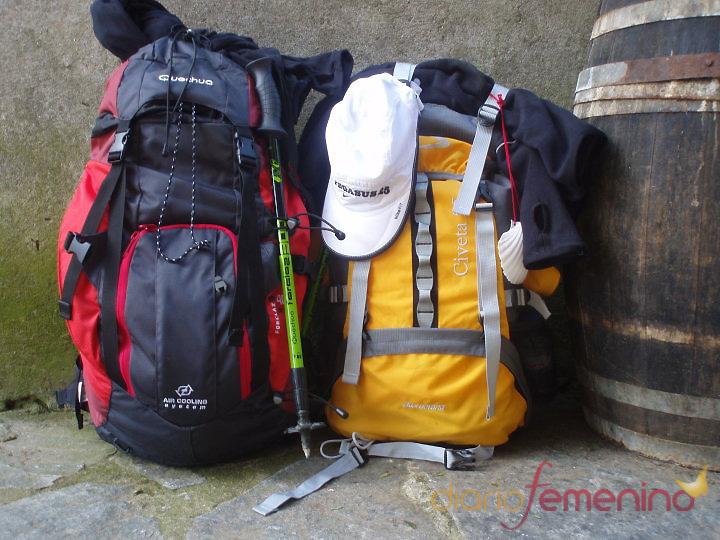 La mochila perfecta para el Camino de Santiago