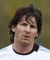 Leo Messi, una de las estrellas del Mundial 2010