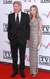 Harrison Ford y Calista Flockhart en los Premios AFI 210