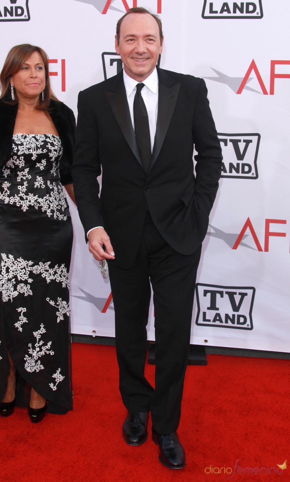 Kevin Spacey en los Premios AFI 210