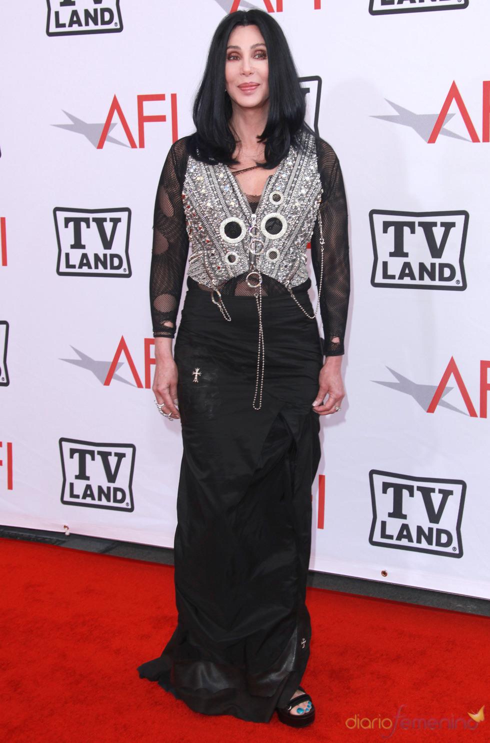 Cher en los Premios AFI 210