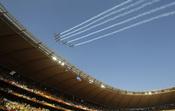 La inauguración del Mundial 2010 fue una fiesta de toda África