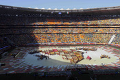 El Mundial de Sudáfrica 2010 ha dado el pistoletazo de salida