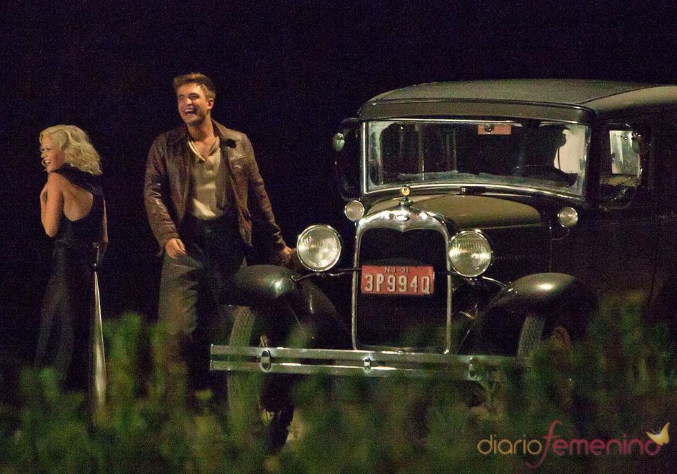 Robert Pattinson y Reese Witherspoon juntos
