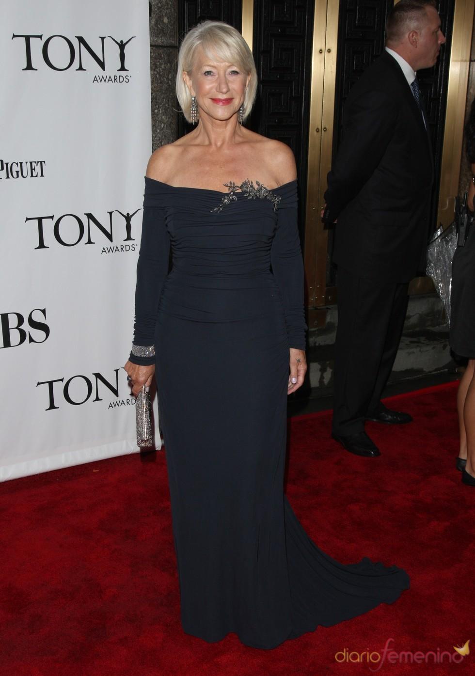 Premios Tony 2010: Helen Mirren