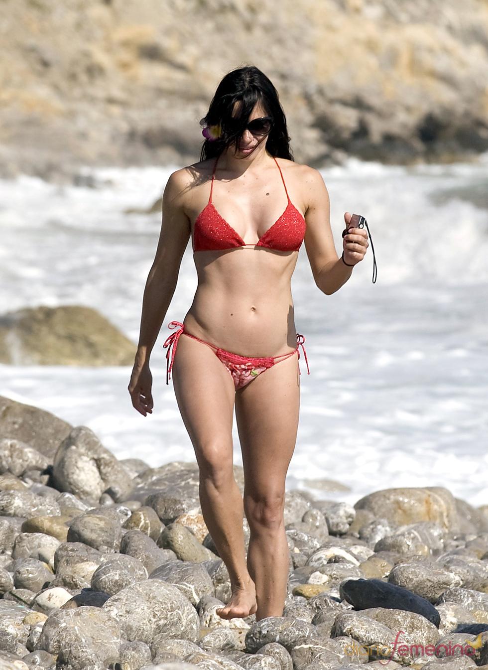 Marbelys, espectacular en bikini