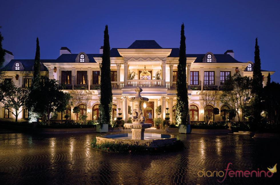 La casa más cara de América