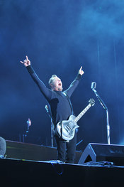 Metallica arrasa en el Rock in Rio