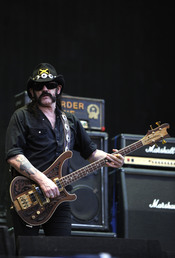 Motorhead en el Rock in Rio Madrid 2010