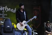 Actuación de Meotorhead en el Rock in Rio