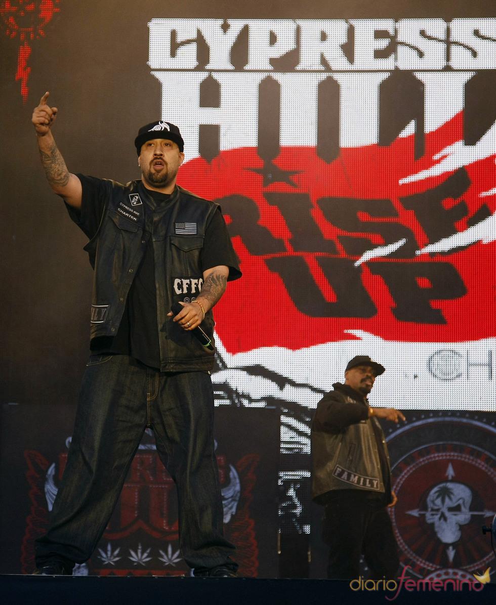Cypress Hill en el Rock in Rio Madrid 2010